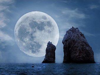 Mondphasen und Chronobiologie