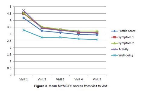 Chronisch Kranke profitieren von Homöopathie: MYMOP2-Fragebogen (Measure Yourself Medical Outcome Profile)