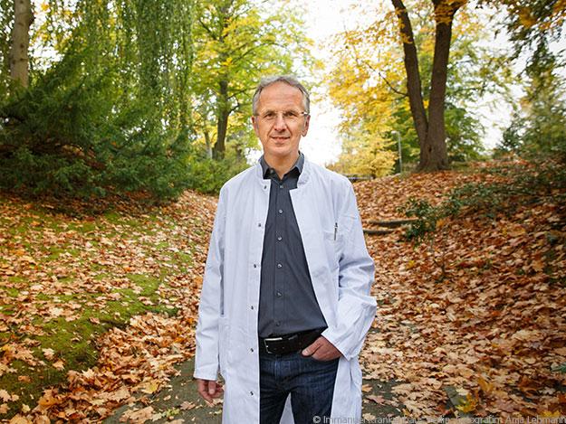 Prof. Andreas Michalsen: Wir haben ein sehr gutes Gesundheitswesen – und das sollte am besten auch so bleiben