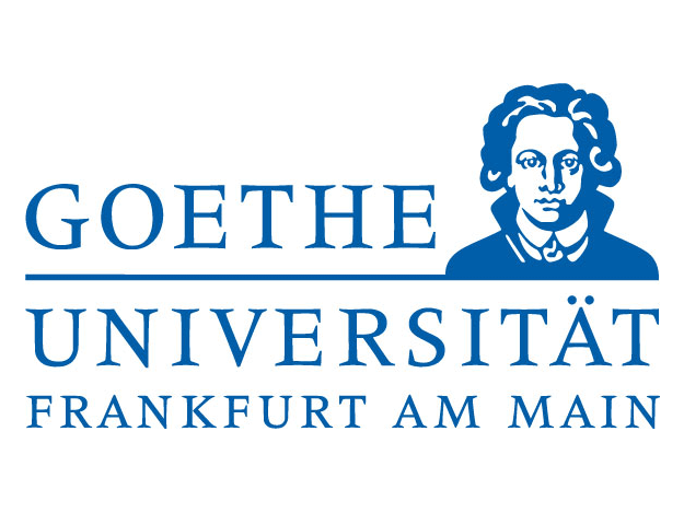 Das Logo Goethe-Universität in Frankfurt am Main
