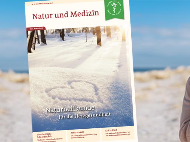 Carstens-Stiftung: Naturheilkunde für die Herzgesundheit