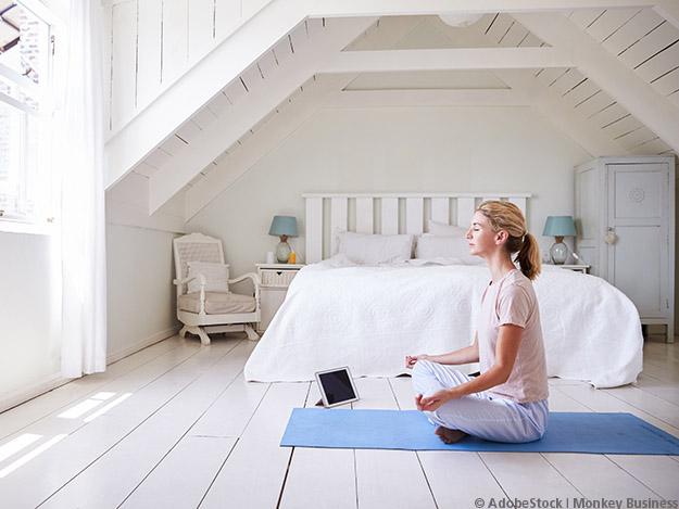 Carstens-Stiftung: Meditation mit Mantras und Yantras