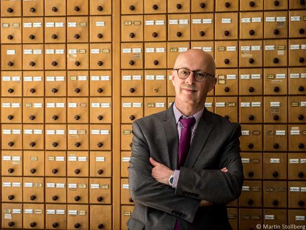 Professor Robert Jütte