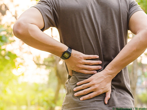 Carstens-Stiftung: Pulsierendes Schröpfen als Therapieoption bei chronischem Rückenschmerz