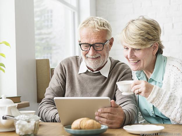 Carstens-Stiftung: Der Einsatz moderner Technologien in der Demenztherapie