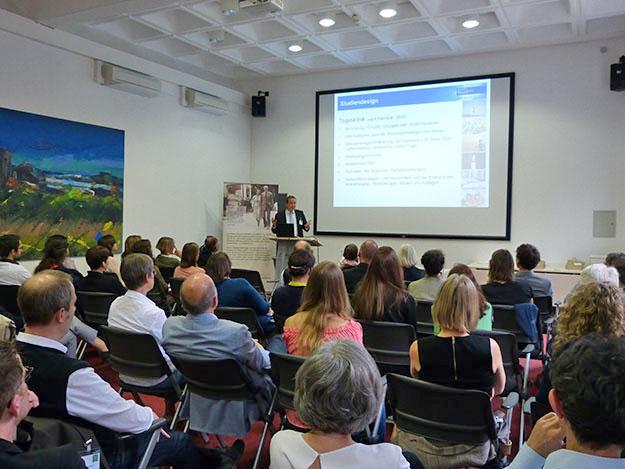 Carstens-Stiftung versammelt Wissenschaftler zum fachlichen Austausch