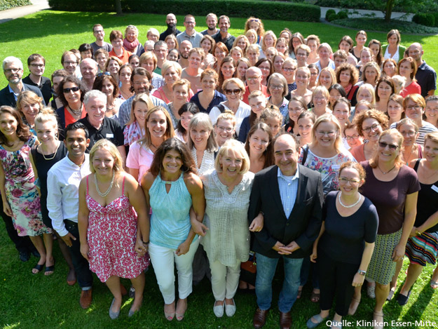 Carstens-Stiftung: Summer School Mind Body Medicine.