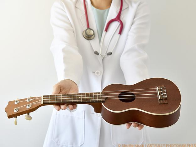 Carstens-Stiftung: Musiktherapie bei Demenz