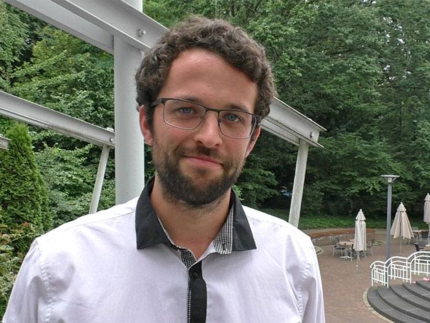 Carstens-Stiftung: Julian Böhm: Wandern bei Depression