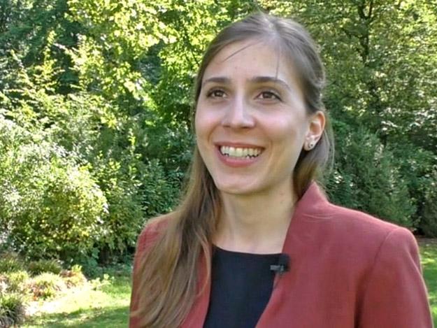 Carstens-Stiftung: Carina Klocke über Aromatherapie
