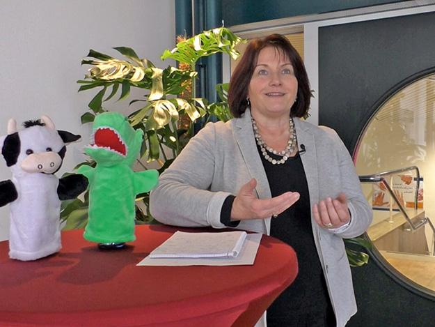 Carstens-Stiftung: Elke Hochenleitner über Hypnose als unterstützendes Therapieverfahren in der Pädiatrie