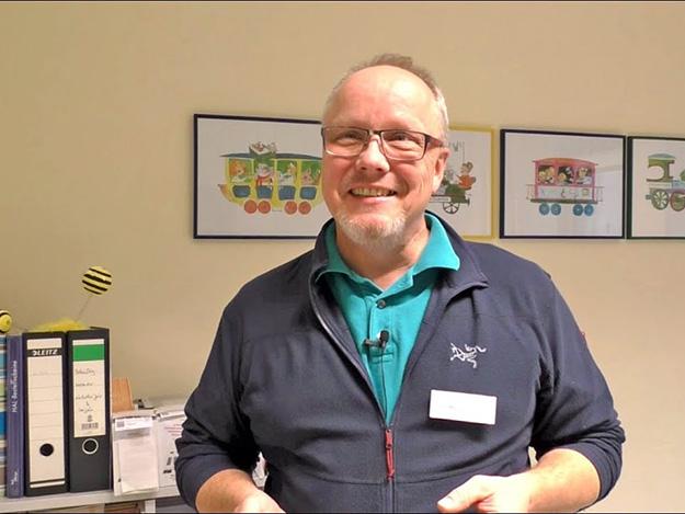 Carstens-Stiftung: Oberarzt Dr. Manfred Raber: Akupunktur gegen perioperative Schmerzspitzen und Übelkeit