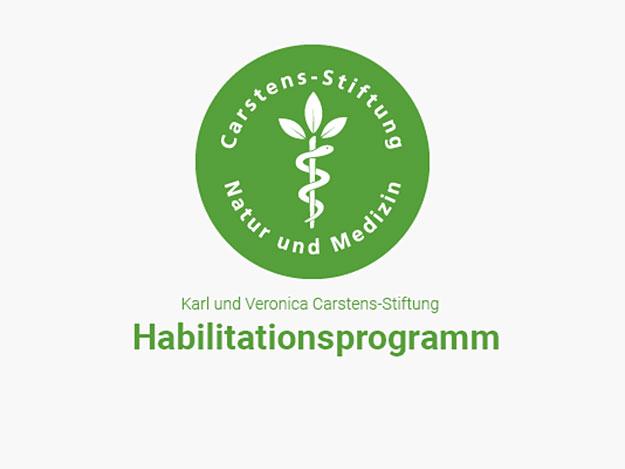 Carstens-Stiftung: KVC Habilitationsprogramm