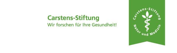 Karl und Veronica Carstens-Stiftung: Wir forschen für Ihre Gesundheit