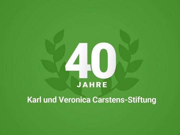Carstens-Stiftung: Erfahrung für eine Medizin der Zukunft