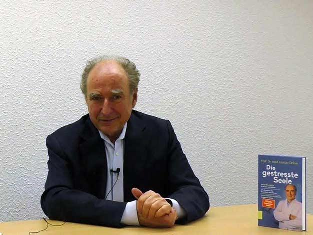 Carstens-Stiftung: Interview Die gestresste Seele