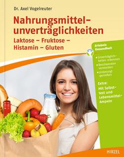 Buchbesprechung zu Vogelreuters Nahrungsmittelunverträglichkeiten