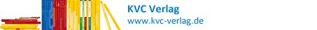 Der KVC Verlag: Lesen Sie sich gesund!